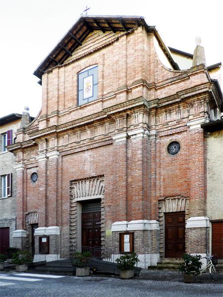 Città e Borghi ( Autori: Elio Rossi e Patrizia Pazzaglia)  Chiese di Pesaro ...